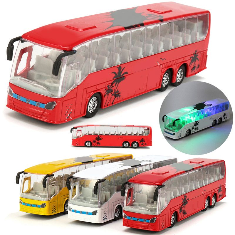 High Quality 1:50 Alloy Pull Back Bus Model High Simitation Double Sightseeing Bus Flash Toy Vehicle Kids Toys Free ShippingHigh Quality 1:50 Alloy Pull Back Bus Model High Simitation Double Sightseeing Bus Flash Toy Vehicle Kids Toys Free Shipping