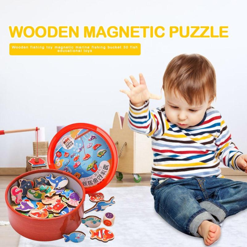 Outdoor Magnetic Fishing Parent Child Interactive Toy