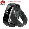 2018 горячая Распродажа huawei Band 2 pro B29 & B19 смарт-браслет для монитора фитнеса 50 м Водонепроницаемый Bluetooth OLED спортивный браслет