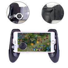 携帯伝説新 3 1 ハンドルミニハンドル支援ゲームハンドルホルダー 3 オールインワンデザインゲームハンドル新