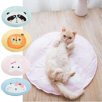 Gel Cooling Pad | Portable Folding Pet Cooling Mat Dog Cat Gel Pad Durable Bite Resistant Scratch Resistant Floor Mat Suitable For Indoor Outdoor