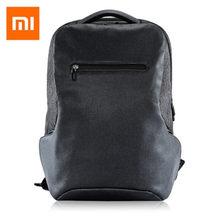 6cfb3b3e99a5 Оригинальный Xiaomi ноутбук рюкзак 26L водостойкий путешествия бизнес  большой емкости 15,6 дюймов Сумка для