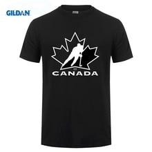 GILDAN 2018 Team Canada Flag TShirt