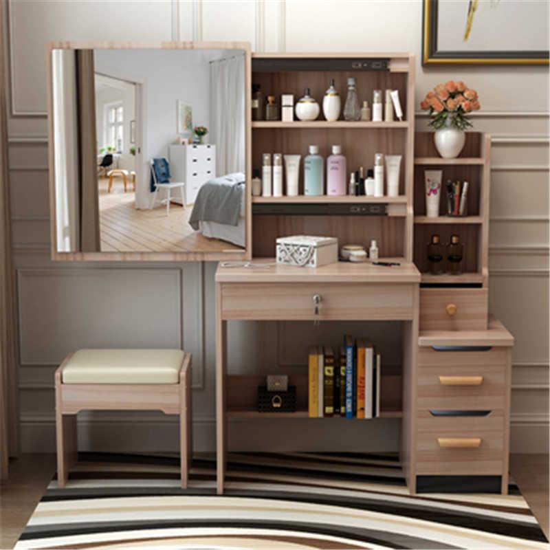Стол для макияжа Dresuar Coiffeuse De Maquiagem набор Aparador Mesa дерево Penteadeira стол мебель для спальни кварто комод