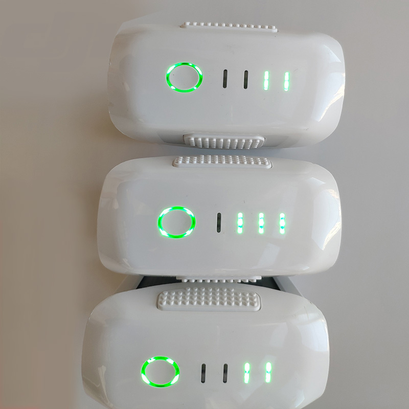 100% Original DJI Phantom 4 Intelligent Flight Battery Accessories 4 Advance / Pro 15.2V 5350mAh Batteries Spare Parts (Used)