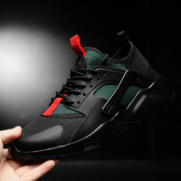 Мужские кроссовки для тренировок мужская повседневная обувь дышащая светло-зеленая обувь Летняя корзина Hombre Sapato Masculino Krasovki Размер 36-47