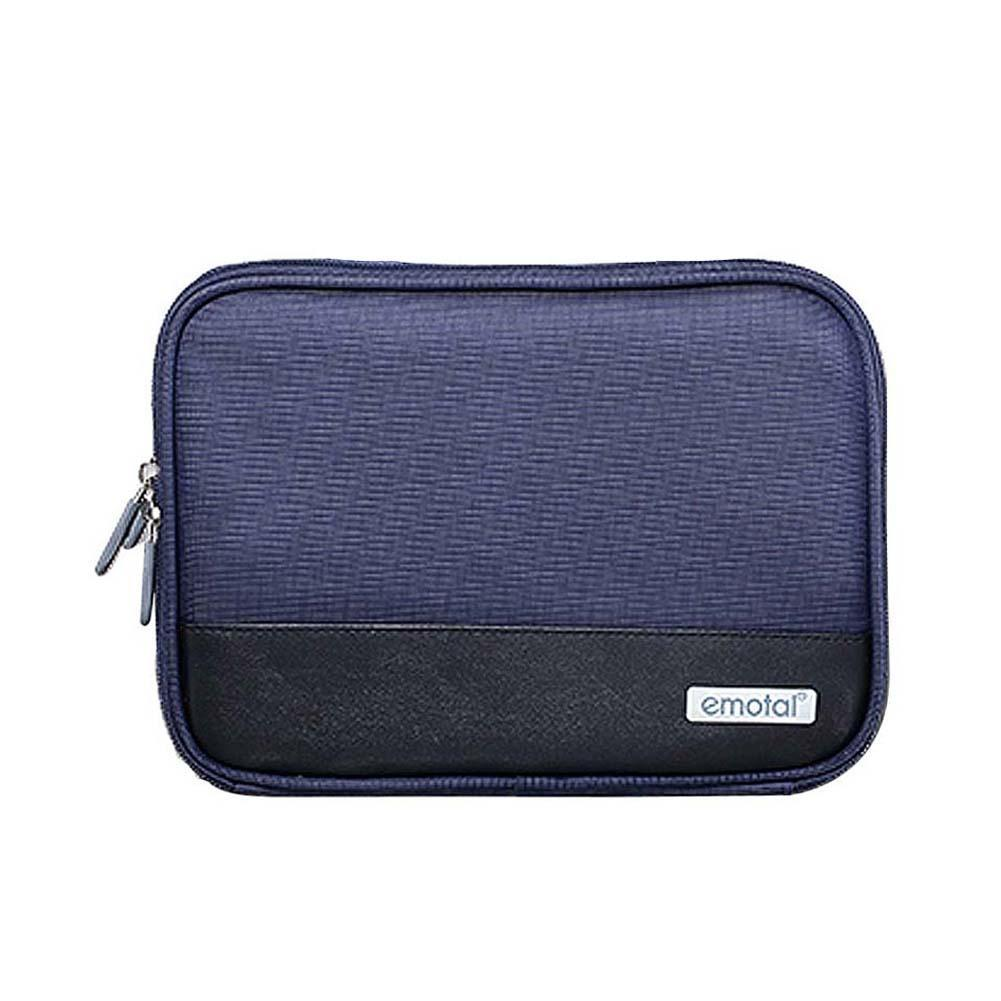 Electronic Accessories Cable USB Organizer Bag Case Drive Travel Storage Blue