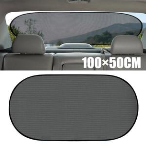 1pc 100x50cm Car Rear Window M