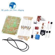 TZT 88-108MHz modulacja częstotliwości FM moduł mikrofonu bezprzewodowego zestawy DIY nadajnik pokładzie części DC 3-6V moduł nadajnika FM