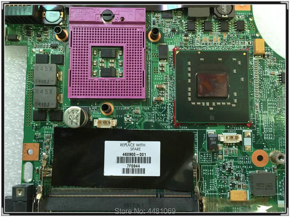 Для HP DV6000 DV6500 DV6700 DV6600 DV6800 DV6900 ноутбук 460900-001 446476-001 материнская плата PM965 100% тест хорошее