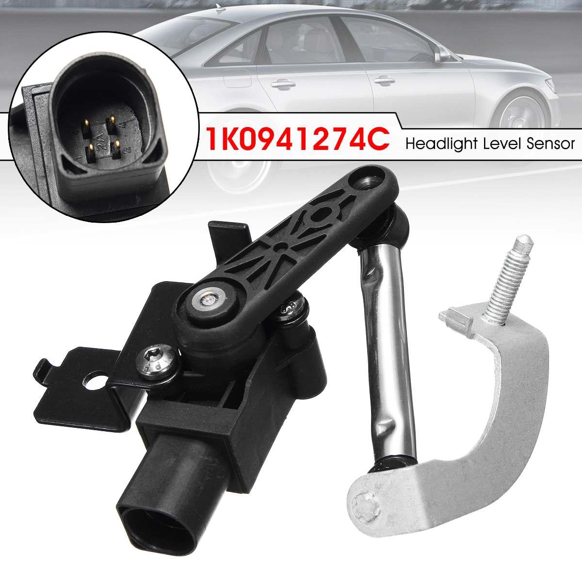 Car Headlight Level Sensor 1K0941274C For Audi A3 A6 For VW Caddy EOS Golf Touran Jetta