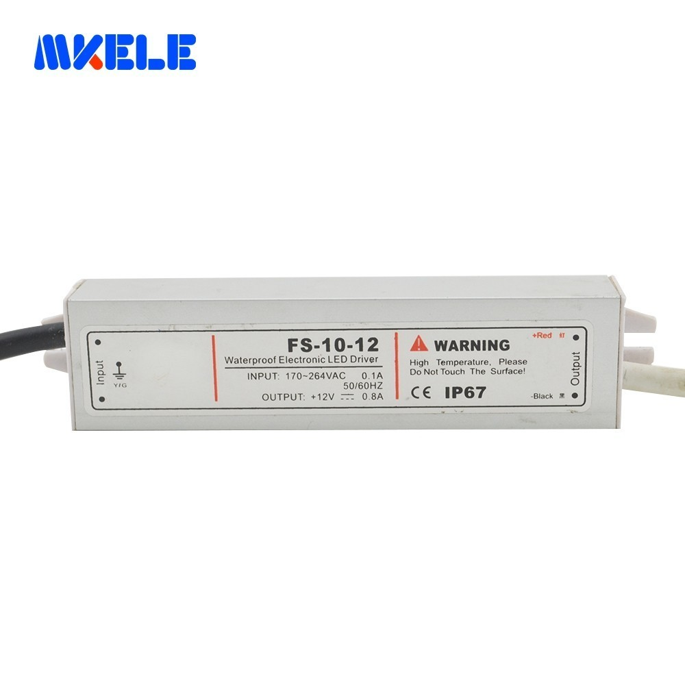 FS-10-5 2A 5V LED Transformer Power Supply Adapter Waterproof Ip67 Driver