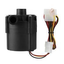 Keep cleanning SC1000 18 Вт с водяным охлаждением Бесщеточный Водяной насос для испарительных охладителей циркуляционный антифриз чистый комплект