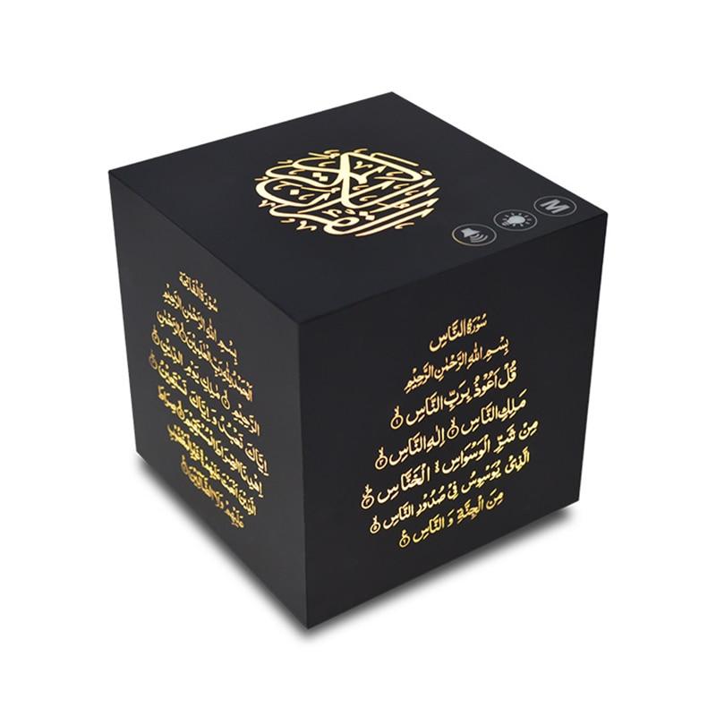 Original Equantu Remote Colorful Led Bluetooth Quran Speaker Muslim Islamic Koran Speaker 10w Fm Tf 25 Languages Support Aromatic Character And Agreeable Taste Consumer Electronics