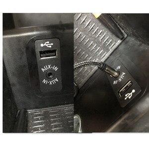 Image 1 - 2019 esplosione Auto audio del telefono cavo per Volvo XC60 S60 XC90 V70 Opel Astra H G J Insignia Mokka Toyota avensis Rav4 Ford