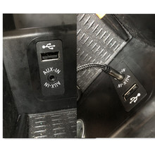 2019 explosão carro telefone cabo de áudio para volvo xc60 s60 xc90 v70 opel astra h g j insignia mokka toyota avensis rav4 ford
