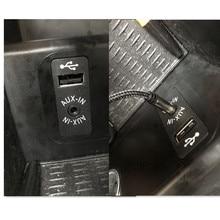 2019 patlama Araç telefonu ses kablosu Volvo XC60 S60 XC90 V70 Opel Astra H G J Insignia Mokka Toyota avensis Rav4 Ford