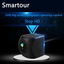 Smartour водостойкая HD MCCD Рыбий глаз объектив звездный свет; ночное зрение автомобиля обратный резервный заднего вида камера CCTV Парковка камера