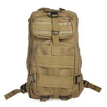 30L открытый спортивный военный тактический рюкзак