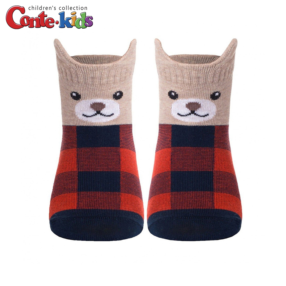 Foot Socks CONTE KIDS 17C-59SP4 children sock boys girls Baby Shoes kids clothing