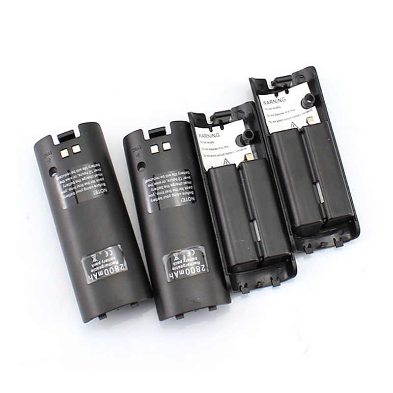 Free & Drop Shipping! Hot Sale Black 4x Rechargeable Battery + Quad 4 Charger Dock Station Kit for Wii Remote Controller