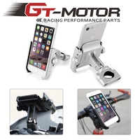 Universal Mobile Phone Holder Motorcycle Bicycle Stand Rotatable For BMW r1200gs lc R1200 GS R 1200GS R NINE T 13 17 R NINET