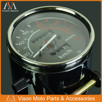 Motorcycle Speedometer Clock Instrument Gauges Odometer Tachometer For Honda Steed VLX400 VLX 600 Rebel CMX250 CA250 CMX250C