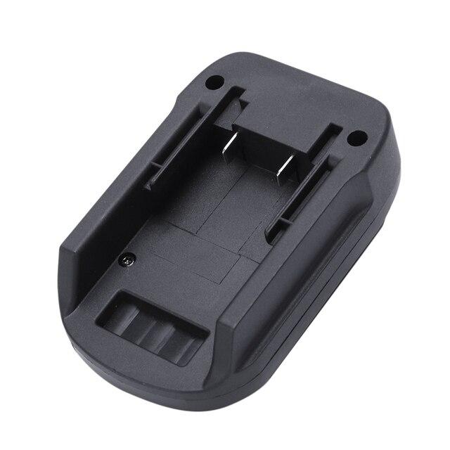 Adaptador de conversión de batería Bps20Po 20V a 18V para Black Decker/Stanley/Porter Cable para portero Cable herramientas de potencia de voltaje 18