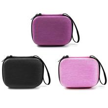 Essential Oil Storage Bag Roll On Bottle Storage Case For 10ml Oil Bottles EVA Shockproof Portable Travel Carrying OrganizerC010