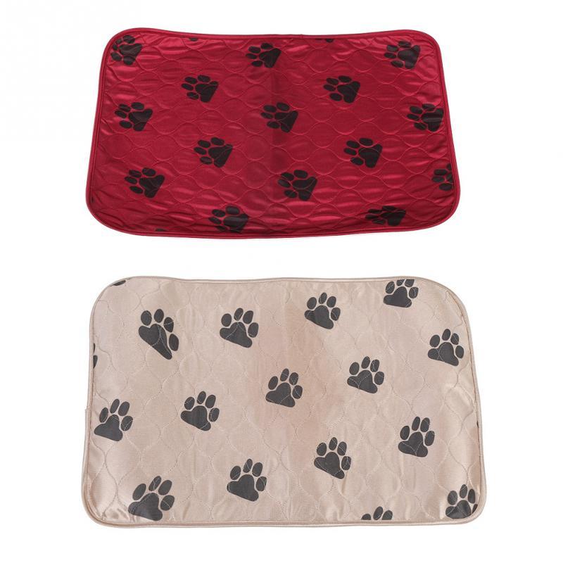 Reusable Waterproof Puppy Dog Cat Pee Bed Pad Carpet Urine