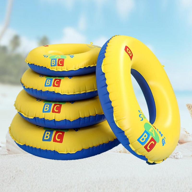 Summer Swimming Ring Inflatable Armpit Swimming Rings Water Pool Swim Circle  Outdoor Fun Water Play Toys For Adult Children