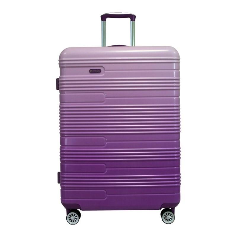 купить Suitcase-trolley Verage GM16037W28 purple по цене 10370 рублей