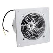 CNIM Hot 20 Вт 220 В 4 дюйма высокоскоростной вытяжной вентилятор для туалета, кухни, ванной комнаты, подвесной настенный стеклянный вентилятор