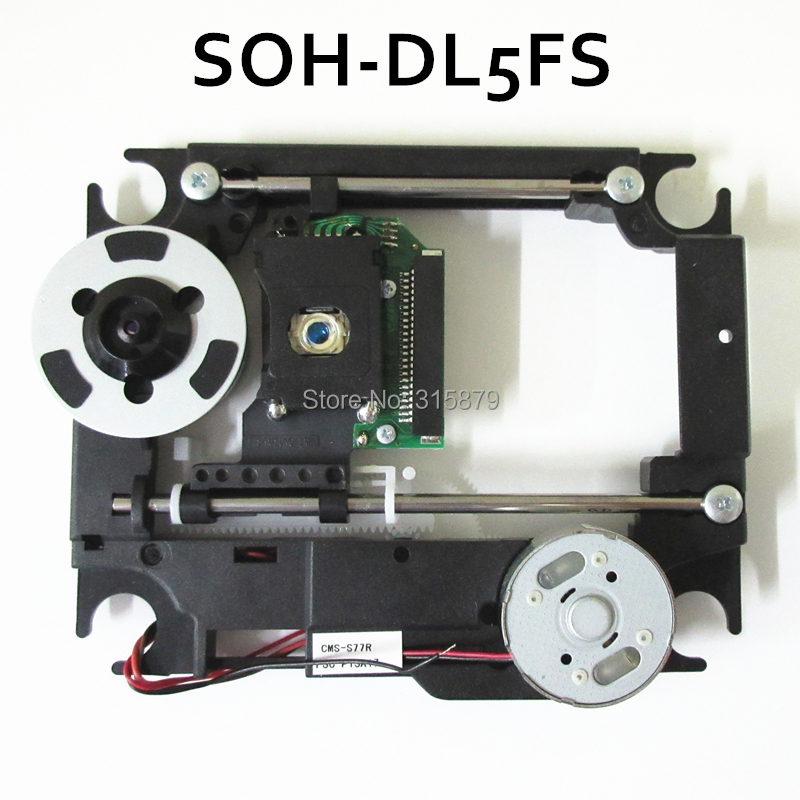 Original New SOH DL5FS CMS S77R for LG DVD Optical Pickup SOH DL5 with Mechanism|DAC| |  -