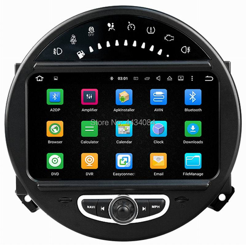 Ouchuangbo Автомобильный gps nav Радио стерео сенсорный экран android 8,0 система для Mini cooper 2006 2013 с usbswc зеркальная Ссылка bluetooth