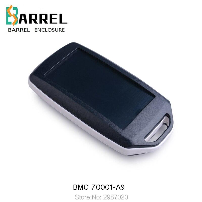 4pcs 72*39*15mm diy plastic handheld enclosure  pcb enclosure instrument case