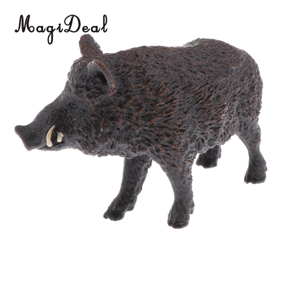 Realistic PVC Animal Wild Model Figurine Action Figures Play Set Kids Children Educational Toy Home Table Ornament figurine