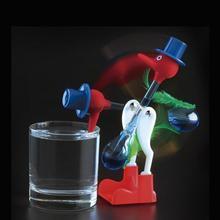 eed711b7883 Quebra-cabeça pássaros brinquedo sopa brinquedos criativo pássaro de ação  novidade pássaros bebendo água potável aves