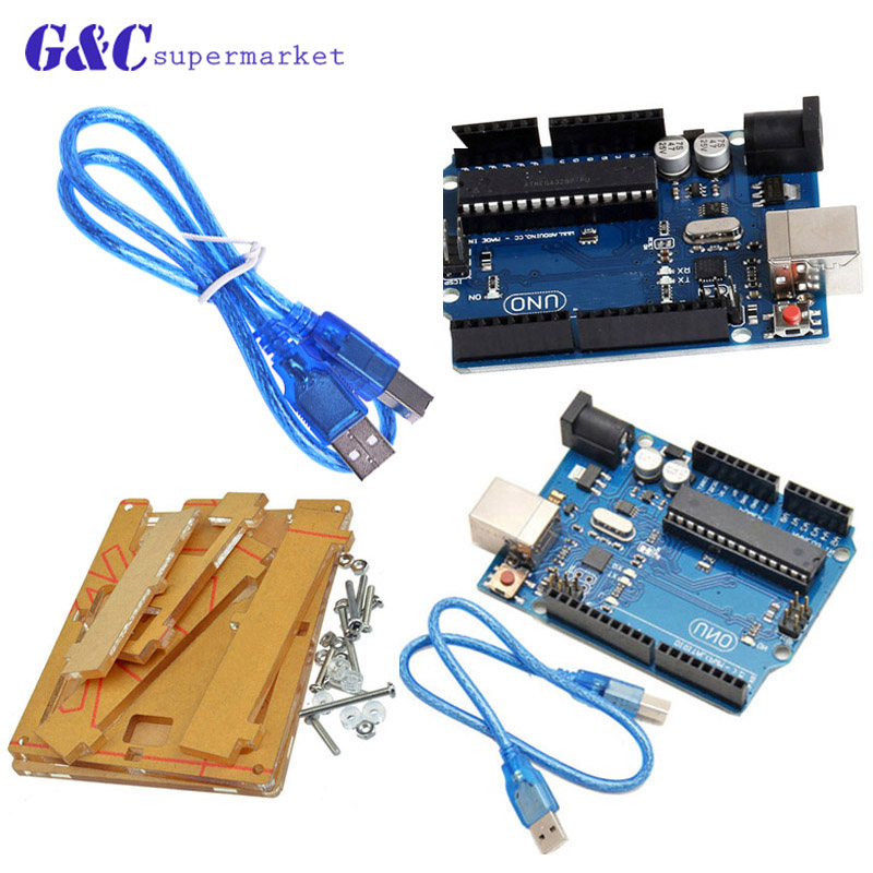 For Arduino Uno R3 Compatible Electronic ATmega328P