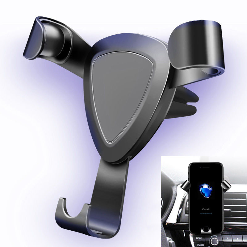 Universal Car Air Vent Gravity Mount Holder Stand Cradle For Huawei Mate 20 10 Car Phone Holder For Samsung Galaxy S8 S9 plus