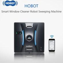 HOBOT 288 бытовой умный очиститель окон робот уборочная машина с высоким всасыванием влажная сухая вытирание умный автоматический Роботизированный оконный пылесос
