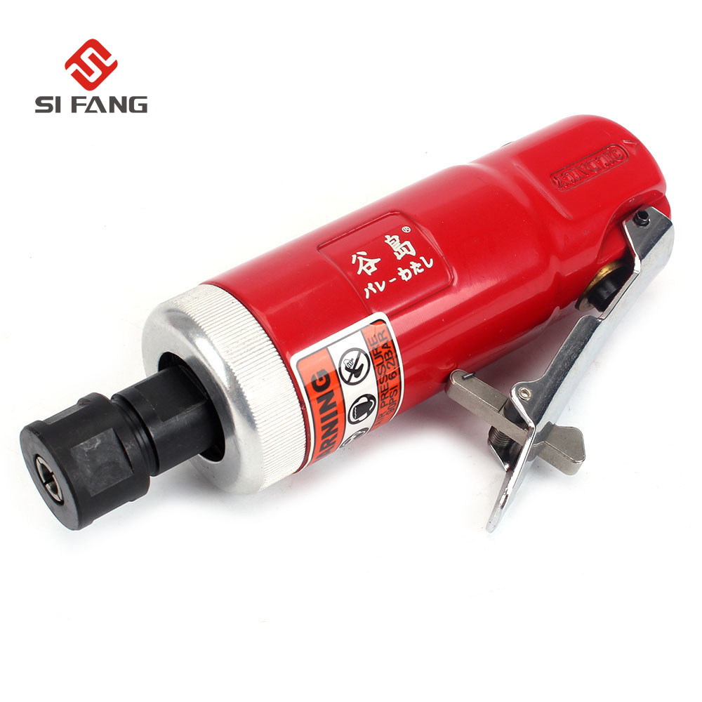 1/4'' Mini Air Die Grinder Free Speed 22000RPM Micro Grinding Machine Pneumatic Tool Workshop mini Polishing Grinder Machine