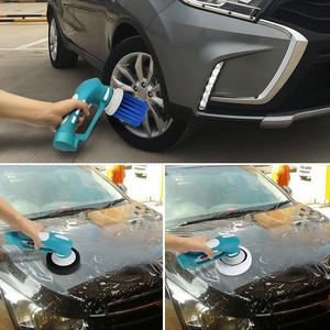 Image 4 - NEW Style Multi functional Auto Beauty Polishing Machine Waxing Polisher Wireless Charging Kitchen Cleaner Car Washing Machine