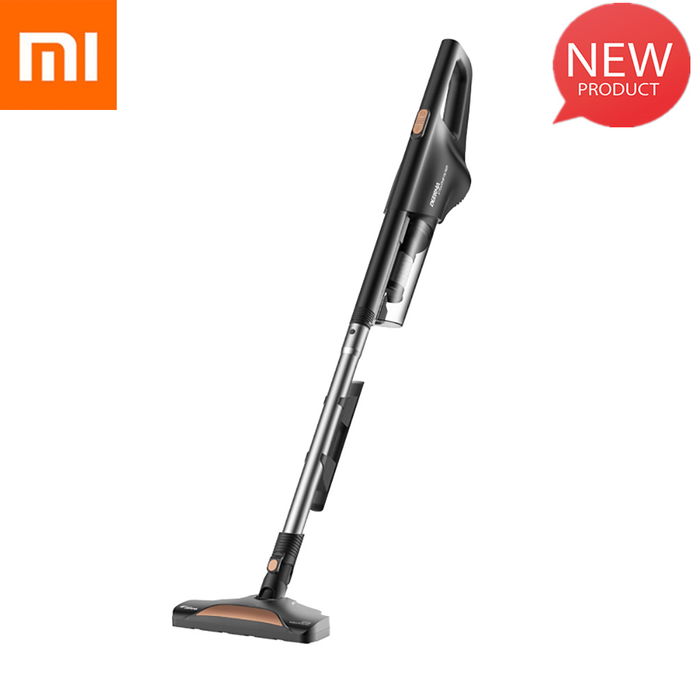 2019 Xiaomi Deerma Vacuum Cleaner Handheld Household Silent Stick Aspirator Vacuum Cleaners Strong Suction Machine For Home Car