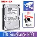 TOSHIBA 1 ТБ жесткий диск видеонаблюдения DVR NVR CCTV монитор HDD HD Внутренний SATA III 6 ГБ/сек. 5700 об/мин 32MB 3,5