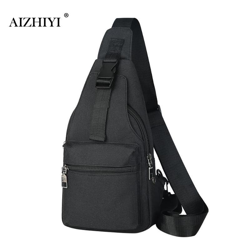 Casual Women Men Chest  Bag Fashion Shoulder Crossbody Bags Belt Packs Unisex Travel Solid Sport Chain Phone Bling Bags 2019 New