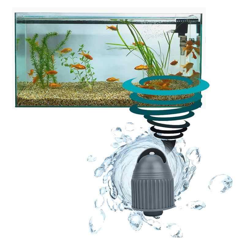 الروتاري رأس مضخة التبعي أداة شحن التفكيك التلقائي الدورية أجزاء لحوض السمك سمك زينة خزان بركة المياه موجة