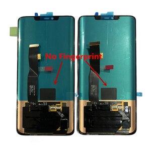 """Image 4 - 6.39 """"orijinal M & Sen Huawei Mate 20 Pro AMOLED LCD ekran ekran + dokunmatik Panel sayısallaştırıcı yok parmak izi için Mate 20 Pro LCD"""