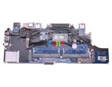 TPHC4 0TPHC4 CN 0TPHC4 ZBZ00 LA A971P DDR3L w I7 5600U CPU dla Dell Latitude E7250 NoteBook płyta główna laptopa przetestowana w