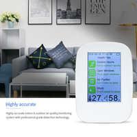 KKMOON D9-B Air Quality Monitor Indoor/Outdoor Digital PM2.5 Gas Analyzer TVOC Tester Air Analyzers